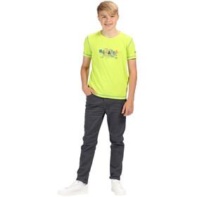 Regatta Alvarado IV T-Shirt Kids lime punch